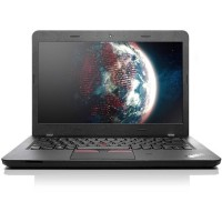 "Lenovo ThinkPad E450 20DC Intel Core i3-5005U Dual-Core 2.0GHz Notebook - 4GB RAM, 500GB HDD, 14"" HD LED, Gigabit Ethernet, Intel 3160 ac, Bluetooth, Webcam, 6-cell Lithium-Ion (Open Box Product, Limited Availability, No Back Orders) 20DC00BYUS-OB"
