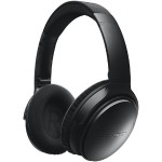 Bose QuietComfort 35 Wireless Noise Cancelling Headphones - Black