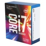 Core i7-7700K Kaby Lake Quad-Core 4.2GHz LGA 1151 91W Desktop Processor