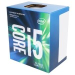 Core i5-7600 Kaby Lake Quad-Core 3.5GHz LGA 1151 65W Desktop Processor