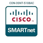 SMARTnet - Extended service agreement - replacement - 3 years - 8x5 - response time: NBD - for P/N: UCS-SP-5108-AC