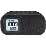 iBT210 Bluetooth Dual Alarm FM Clock Radio and Speakerphone