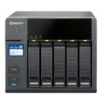 TS-531X Five-Bay NAS Enclosure with Hardware Encryption, Quad Core 1.4GHz, 2GB RAM, 2x10GbE SFP+
