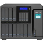 Cost-Effective, High-Capacity Quad-Core 16-Bay Business NAS