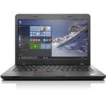 "ThinkPad E460 20ET Intel Core i5-6200U Dual-Core 2.30GHz Notebook - 4GB RAM, 256GB SSD, 14"" HD LED, Gigabit Ethernet, 802.11ac, Bluetooth, 720p Webcam, 6-cell Li-Ion, Graphite Black"