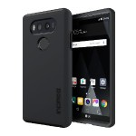 DualPro Hard Shell Case with Impact Absorbing Core for LG V20 - Black