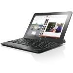 "ThinkPad 10 (2nd Gen) 20E3 Intel Atom x7-Z8700 Quad-Core 1.6GHz Tablet with Ultrabook Keyboard - 2GB RAM, 64GB eMMC, 10.1"" WUXGA TFT LED IPS Touch, 802.11ac, Bluetooth, Cameras, Fingerprint Reader, TPM 2.0, 2-cell 32Whr Li-Polymer"