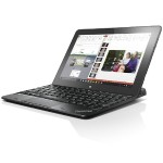 "ThinkPad 10 (2nd Gen) 20E3 Intel Atom x7-Z8700 Quad-Core 1.6GHz Tablet Wwith Ultrabook Keyboard- 4GB RAM, 128GB eMMC, 10.1"" WUXGA TFT LED IPS Touch, 802.11ac, Bluetooth, Cameras, Fingerprint Reader, TPM 2.0, 2-cell 32Whr Li-Polymer"
