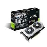GeForce GTX 1050 2GB Dual-fan Edition DVI-D HDMI DP 1.4 Gaming Graphics Card