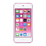 iPod touch - 6th generation - digital player -  iOS 11 - 128 GB - pink