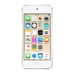 iPod touch - 6th generation - digital player -  iOS 11 - 128 GB - gold