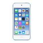 iPod touch - 6th generation - digital player -  iOS 10 - 128 GB - display: 4 in - blue