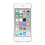 iPod touch - 6th generation - digital player -  iOS 11 - 128 GB - silver