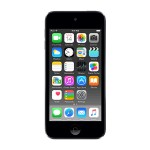 iPod touch - 6th generation - digital player -  iOS 11 - 128 GB - space gray