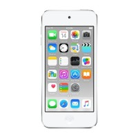 Apple iPod touch 128GB Silver (6th Generation) MKWR2LL/A