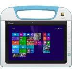"RX10H Intel Core M-5Y10c Dual-Core 0.8GHz Tablet - 4GB RAM, 128GB SSD, 10.1"" TFT LCD FHD LED Touchscreen, 802.11ac, Bluetooth, Gobi Mobile Broad band, Webcam, Barcode Reader, Fingerprint Reader, TPM 2.0, 2160mAH Li-Ion"