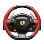 Guillemot Ferrari 458 Spider - Wheel and pedals set - wired - for Microsoft Xbox One 4460105