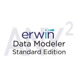 erwin Data Modeler Standard Edition Promo (Buy 4 get 1 free plus 15 user erwin Web Portal), 1 year concurrent license ER9PRSEC1000PPC4