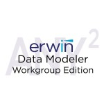 Data Modeler Workgroup Edition Promo (Buy 4 get 1 free plus 15 user erwin Web Portal), 1 year workstation license