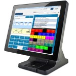 "EVO TP4 Intel Core i5-4570S Quad-Core 2.90GHz POS Terminal - 8GB RAM, 120GB SSD, 15"" LED Touch, Gigabit Ethernet"