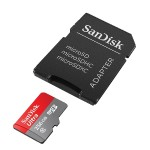 256GB UHS-I microSD Memory Card with Adapter