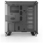 Core P5 Tempered Glass Snow Edition ATX Wall-Mount Chassis