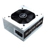 FirePower Technology Silencer Series 500 Watt (500W) 80+ Bronze Semi-Modular Active PFC Industrial Grade ATX PC Power Supply MK3S500