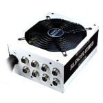 FirePower Technology Silencer Series 1200 Watt 80+ Platinum Semi-Modular Active PFC Industrial Grade ATX PC Power Supply MK3S1200