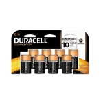 1.5 Volt DC C Size Alkaline battery - 8 / Pack