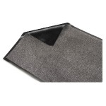 "Silver Series Indoor Entry Mat - 10ft Length x 36"" Width, Charcoal"