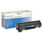 Remanufactured MICR Toner Cartridge - Alternative for HP 35A (CB435A) - Black