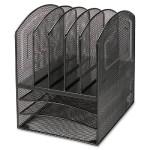 Mesh Horizontal Vertical Desktop Organizer
