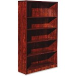 Essentials Series Cherry Laminate Bookcase
