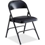 Padded Seat Folding Chair