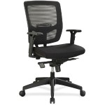 Exec Mesh Adjustable Height Mid-back Chair