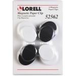 Plastic Cap Magnetic Paper Clips