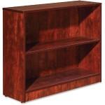 Essentials Series Cherry Laminate Bookcase