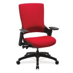Serenity Series Executive Multifunction High-back Chair - Red
