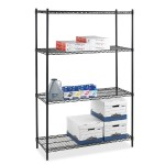 Starter Shelving Unit - Black