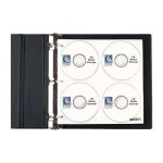 C-Line Products CD Ring Binder Kit - CD ring binder (pack of 10 ) 61938