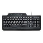 Pro Fit Wired Media Keyboard