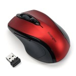 Pro Fit Wireless Mid-Size Mouse - Ruby Red