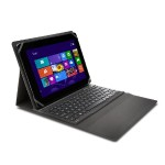 "KeyFolio Fit Universal 10"" Tablet Case for Windows - Black"