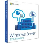 Microsoft Windows Server 2016 Standard Edition - License - 16 additional cores - OEM - Multilingual - Americas