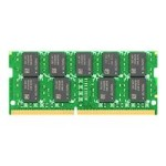 DDR4 - 16 GB - SO-DIMM 260-pin - 2133 MHz / PC4-17000 - CL15 - 1.2 V - unbuffered - ECC - for Disk Station DS3617xs