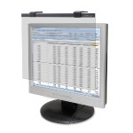 "20"" LCD Privacy/Antiglare Security Filter - Black"