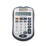 22084 8-digit Handheld Calculator - Dark Gray
