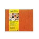 Self-Stick Bulletin Board, Cut-to-Fit Tangelo 18 in x 23 in