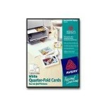 Quarter-Fold Card - Letter A Size (8.5 in x 11 in) 15 pcs. (15 sheet(s) x 1) greeting cards