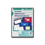 PRES-a-ply - White - 25 pcs. 10) address labels